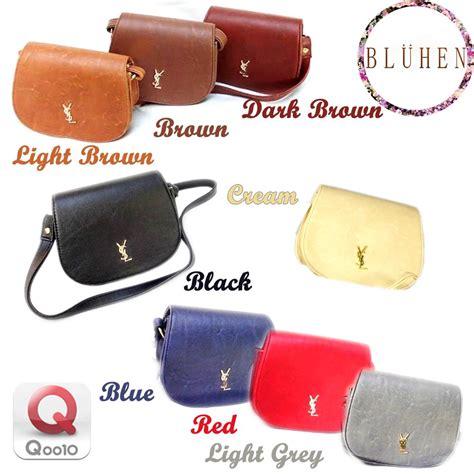 Mini Clutch Fringe Bag Abu Tua free ongkir premium handbag bluhen signature
