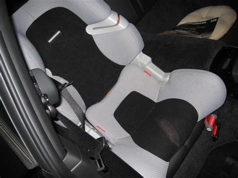 porsche child seat rear child seat for the 997 any new experiences page