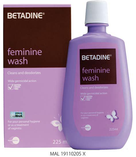 Jual Betadine Feminine Hygiene betadine feminine care