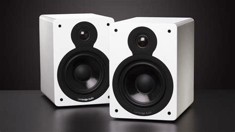 audio centre cambridge audio minx xl speakers