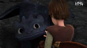 hiccup toothless goodbye