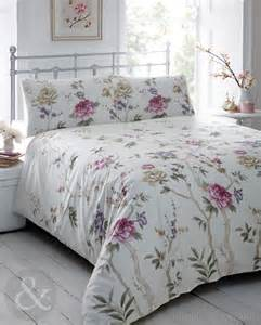 Purple Duvet Cover Vintage Purple Floral Printed Duvet Cover Duvet