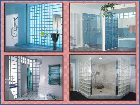 box doccia vetrocemento vetro cemento in casa gena design