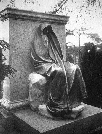 Augustus Saint-Gaudens..Adams Memorial | artwork