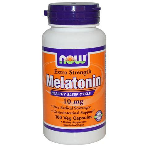 Suplemen Vitamin Nutrisi Puritan Melatonin 10 Mg Max Strength Isi image gallery melatonin 10mg