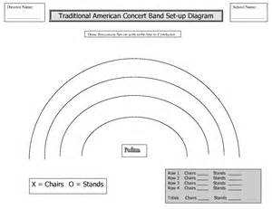 9 best images of choir seating chart template editable