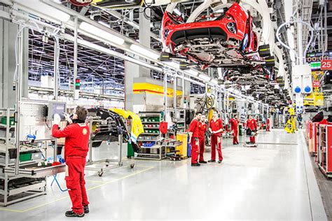 Ferrari Hauptsitz by Ferrari Headquarters In Maranello Italy Hiconsumption