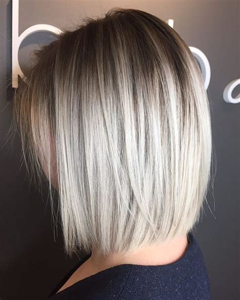 show the back of some modern womens medium length haircuts 17 best ideas about shoulder bob on pinterest medium