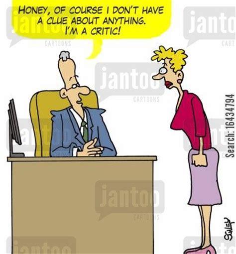 film critic cartoon clueless cartoons humor from jantoo cartoons