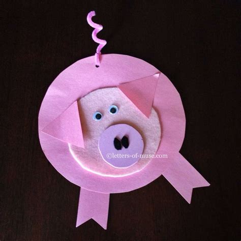 pig crafts for 15 best images about my preschool class crafts on
