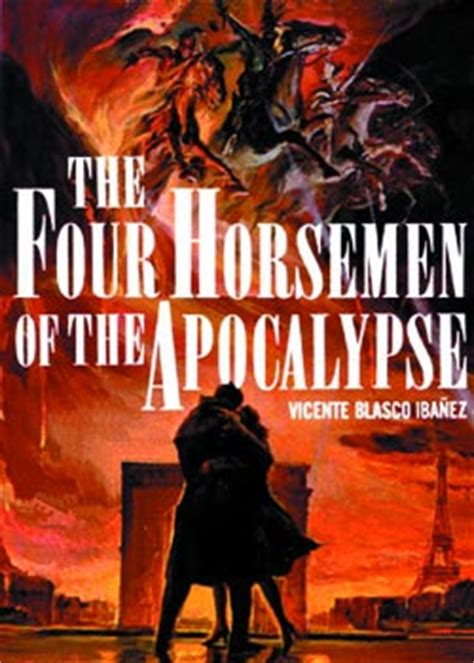 the human apocalypse books the four horsemen of the apocalypse audio book cassettes
