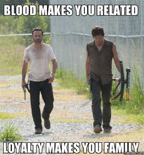 Family Photo Meme - loyalty makes you family memes com
