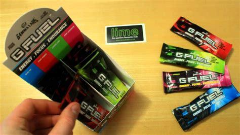 g energy drink unboxing look gamma labs quot g fuel quot energy drink