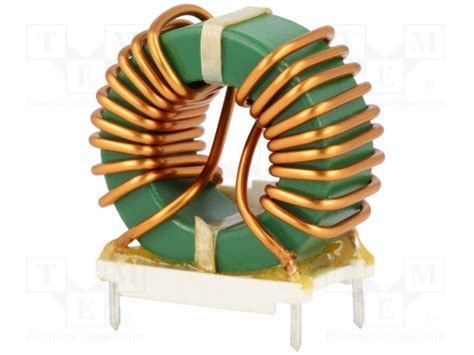 inductor wire 8119 rc bourns inductor wire tme electronic components