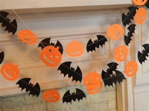 imagenes de halloween para decorar decoracion halloween guirnaldas espaciohogar com