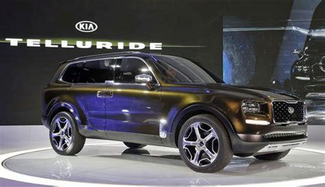 kia telluride review price specs rivals cars