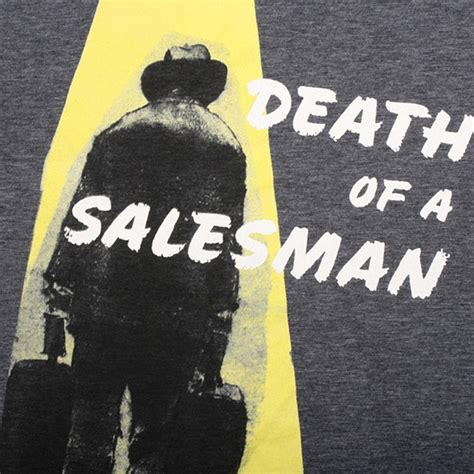 theme of death of a salesman act 2 american literature