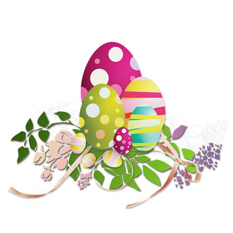easter eggs decoration free illustration easter eggs decoration free image