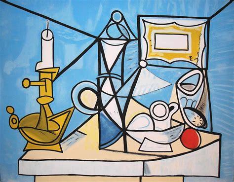 figuras geometricas mas importantes quot arte en la escuela quot obras de arte de quot pablo picasso quot