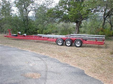 42 boat trailer for sale 42 foot boat trailer 1998 used cars mitula cars