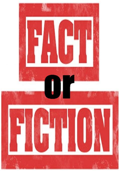the fact or fiction fact or fiction with misty michelle