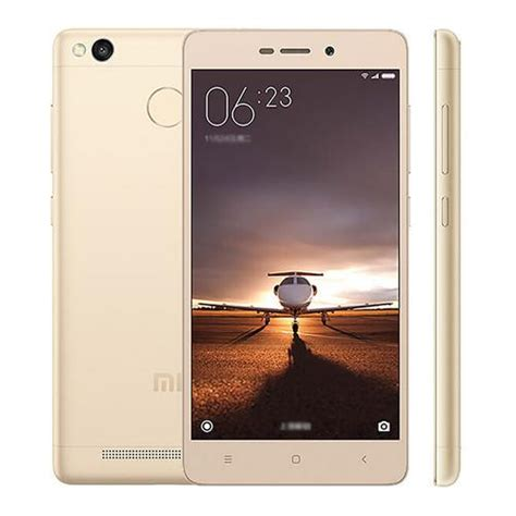 Redmi 3s 4g Lte xiaomi redmi 3s 4g lte 2gb 16gb smartphone gold