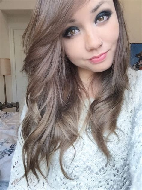 Ash Brown Hair | ash brown hair tumblr