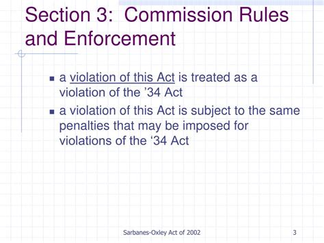 sections of the act section 406 of the sarbanes oxley act 28 images