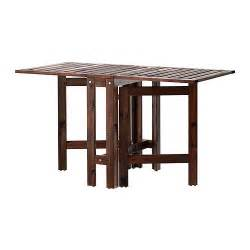 Table Cuisine Pliante Ikea #1: applaro-gateleg-table-outdoor-brown__0131145_PE285692_S4.JPG