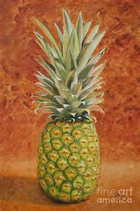 Arizona House Plans Pineapple Painting By Jimmie Bartlett