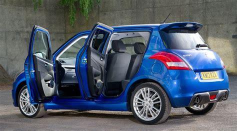 Suzuki 4x4 Models Suzuki Refreshes With Five Door Sport And 4x4 Model