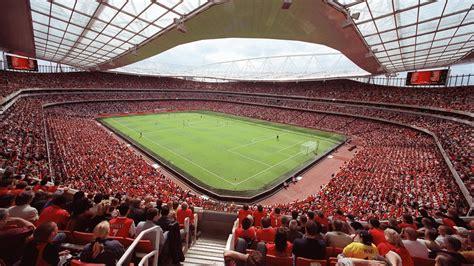 arsenal emirates stadium arsenal f c football club of the barclay s premier league