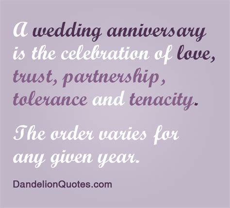 Wedding Anniversary Sayings by Wedding Anniversary Quotes