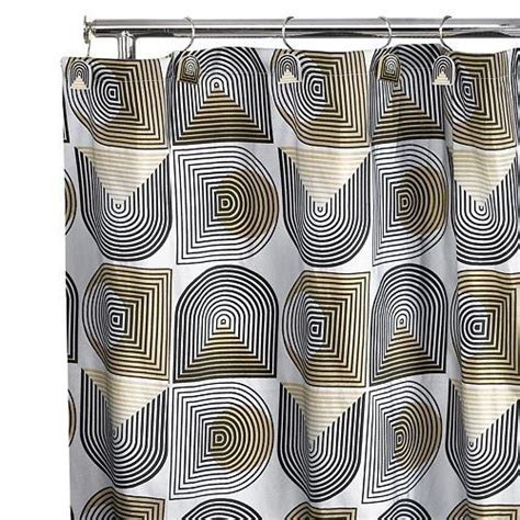 Taupe Chevron Curtains 164 Best Images About Shower Curtains On Taupe Black Shower Curtains And Chevron Fabric
