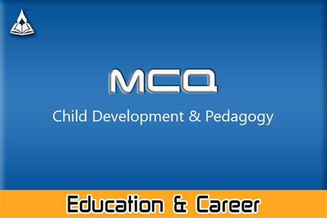 child development and pedagogy objective questions pdf west bengal primary tet 2015 practice