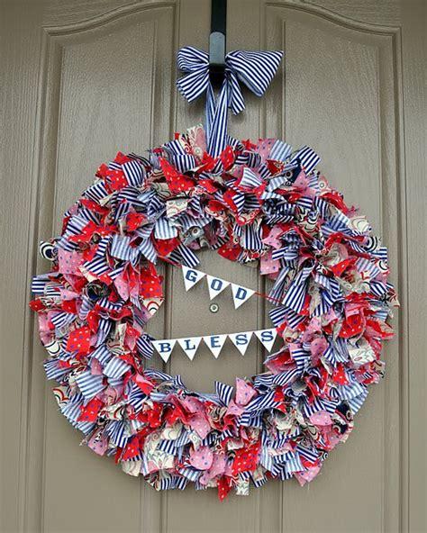 dejavu crafts fourth of july wreath ideas