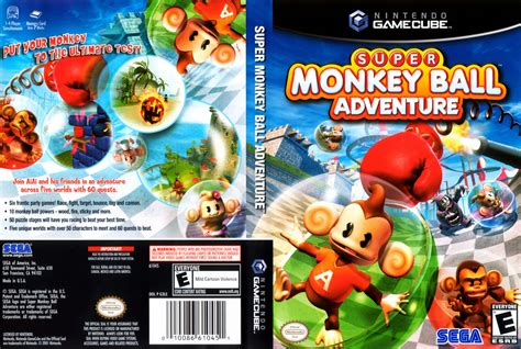 emuparadise adventure games super monkey ball adventure iso