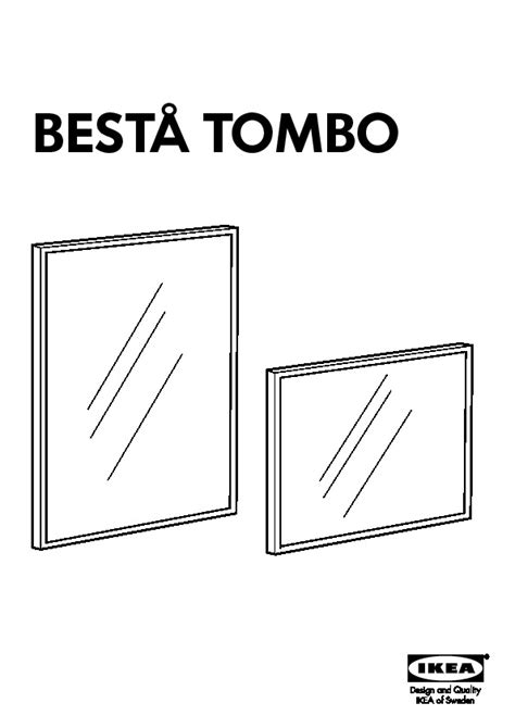 besta instructions best 197 storage combination with doors black brown white