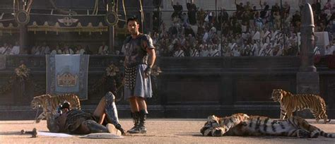 gladiator film arena gladiator stills