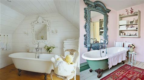 Chic Bathroom Accessories Bathroom Decor Ideas Dreamy Shabby Chic Bathroom For Your Home