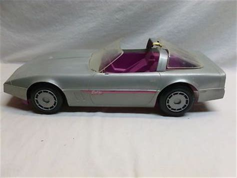 barbie corvette silver barbie corvette car imagespictures of pictures
