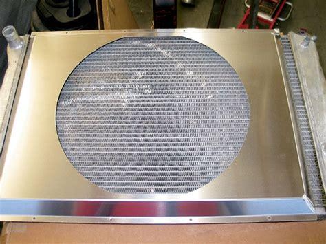 aluminum fan shroud fabrication homemade aluminum fan shroud homemade ftempo