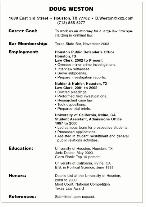 professional summary for student resumes summary exle for a highschool student