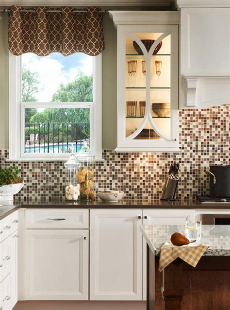 Kitchen Backsplashes Pictures 18 gleaming mosaic kitchen backsplash designs