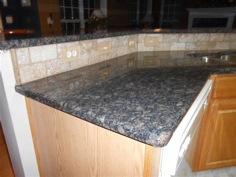 Blue Granite Countertops by Blue Sapphire Granite Countertops Nc