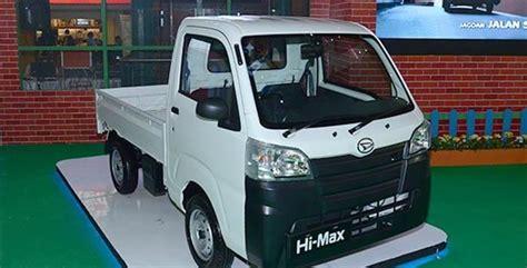 Harga Daihatsu Up harga mobil up daihatsu hi max mulai rp 95 jutaan