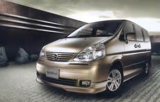 Nissan Serena Accessories Nissan Serena History Photos On Better Parts Ltd