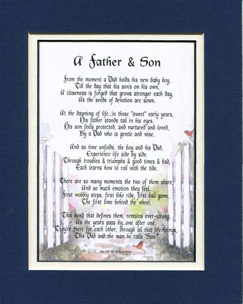 what christmas giftfor my son the hunter 25a gift present for or poem keepsake fathers day birthday ebay