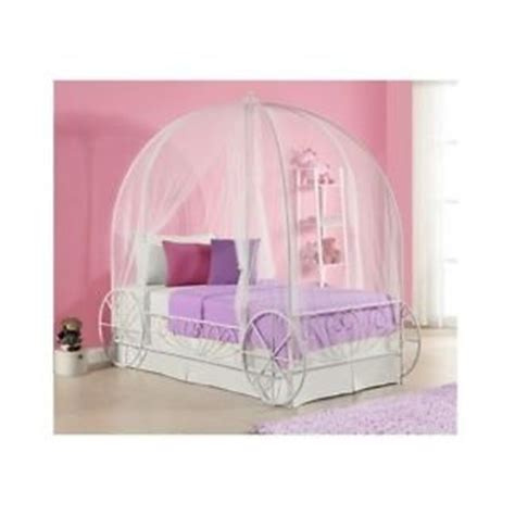 twin princess bed frame twin metal cinderella princess pumpkin carriage white bed