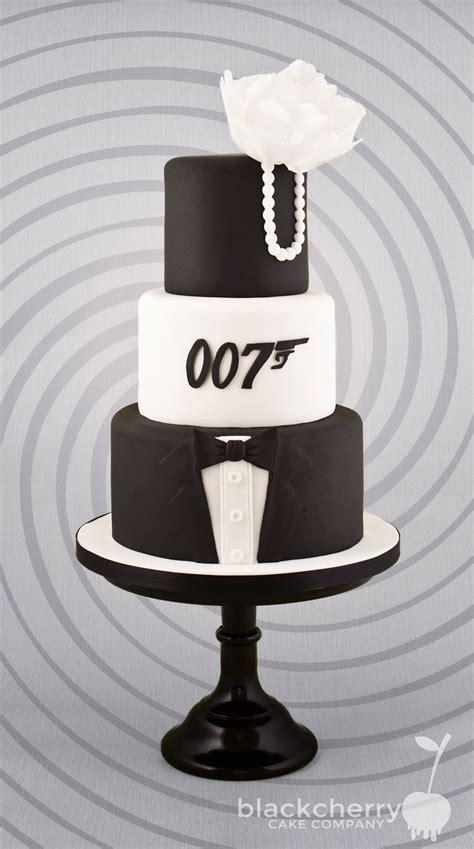 james bond themed birthday cakes an elegant 007 james bond wedding theme arabia weddings